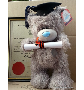 Tatty Teddy Graduation Bear