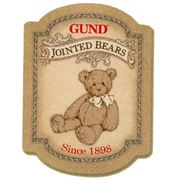 Gund Jointed Bears Logo