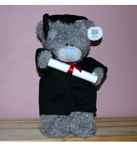 Graduation Bear from Tatty Teddy