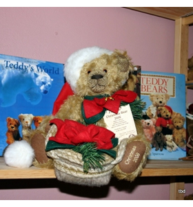 Hermann Christmas Bear2006