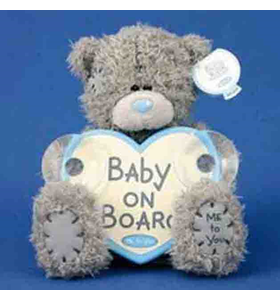 Tatty Baby on Board