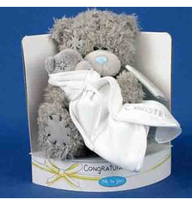 Christening Tatty Teddy