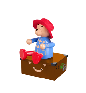 Paddington on Music Box